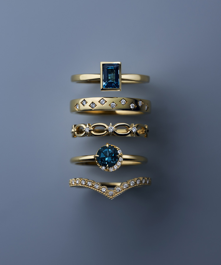StackingRing Collection
