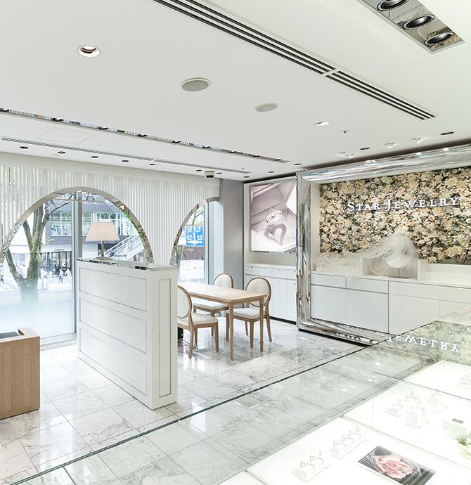 STAR JEWELRY the shop OMOTESANDO 表参道店