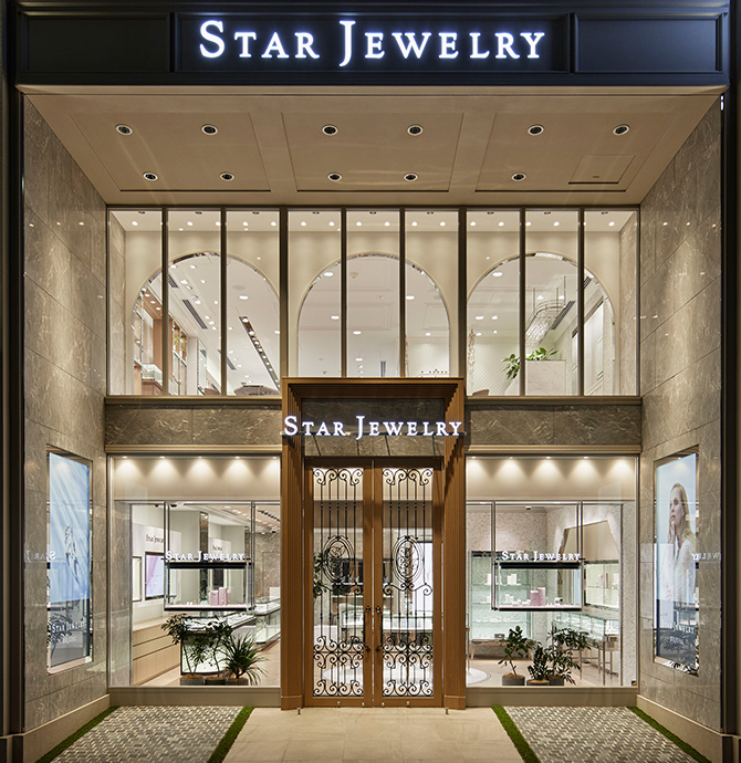 STAR JEWELRY the shop NAGOYA 名古屋栄店