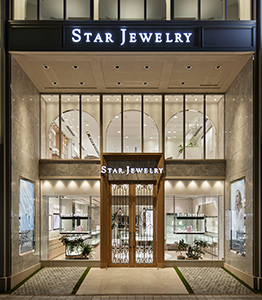 STAR JEWELRY the shop NAGOYA