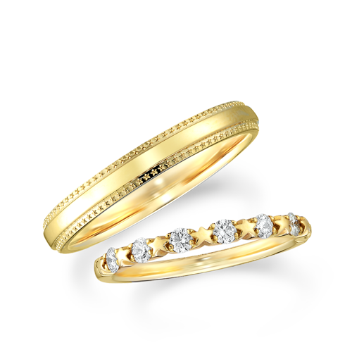 Premium Eternity Ring(Star), , medium