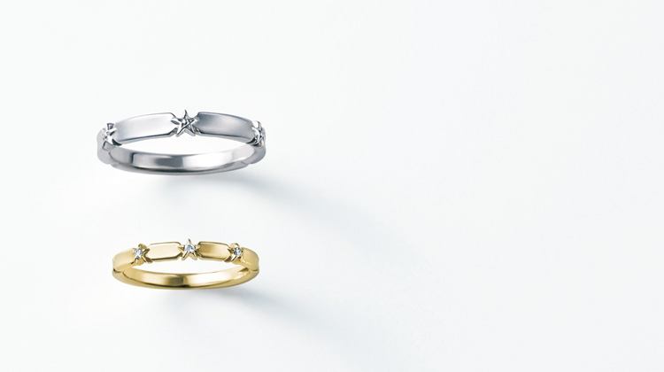 COUPLES RING